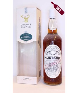 Glen Grant Glen Grant 35 Years Old 1960 1995 Licensed Bottling - Gordon & MacPhail 40%