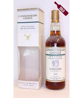 Glenlossie Glenlossie 26 Years Old 1975 2001 Connoisseurs Choice - Gordon & MacPhail 40%