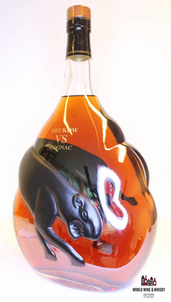 Meukow Meukow Cognac Black VS 3L (3 Liter)