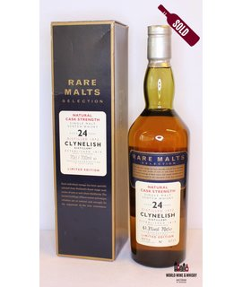 Clynelish Clynelish 24 Years Old 1972 1997 Rare Malts Selection 61.3%