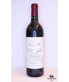 Vega-Sicilia Vega-Sicilia Unico Ribera del Duero 1985