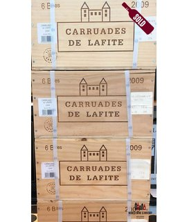 Carruades de Lafite Carruades de Lafite 2009 (in OWC)