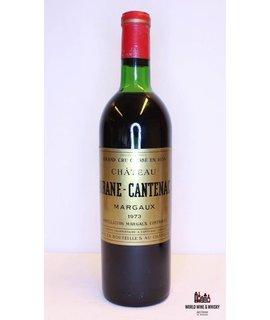 Brane Cantenac Chateau Brane Cantenac 1973