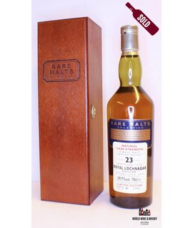 Royal Lochnagar Royal Lochnagar 23 Years Old 1973 1997 Rare Malts Selection 59.7%