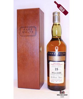 Hillside Hillside 25 Years Old 1971 1997 Rare Malts Selection 62%