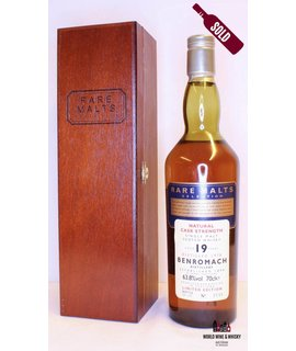Benromach Benromach 19 Years Old 1978 1998 Rare Malts Selection 63.8%