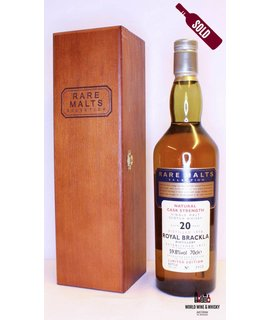 Royal Brackla Royal Brackla 21 Years Old 1978 1998 Rare Malts Selection 59.8%