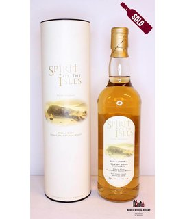 Isle of Jura Isle of Jura 15 Years Old 1988 2003 Spirit of the Isles 46%
