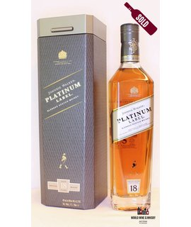 Johnnie Walker Johnnie Walker 18 Years Old Platinum Label - Private Blend 40%