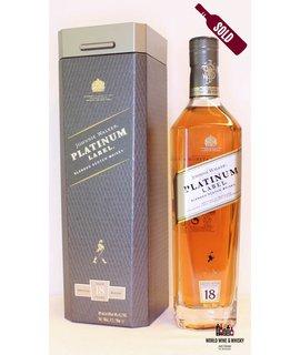 Johnnie Walker Johnnie Walker 18 Years Old Platinum Label - Private Blend 40%