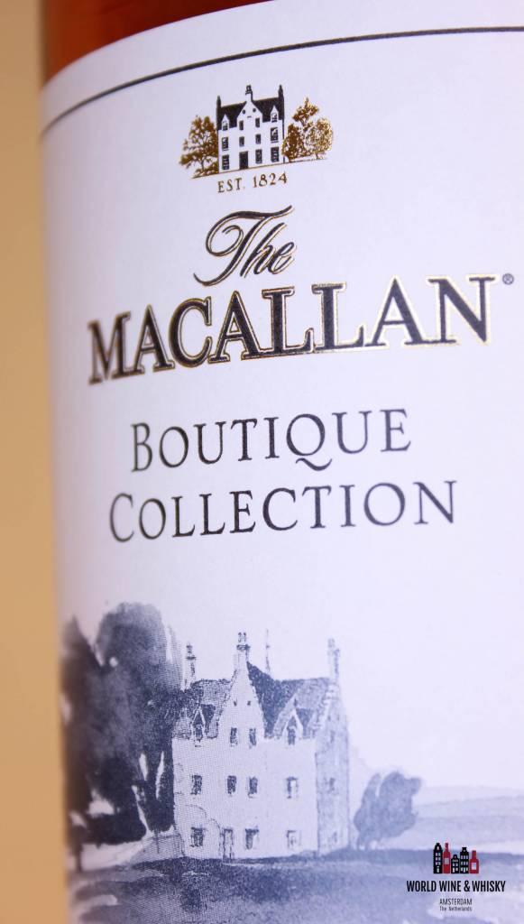 De Macallan Boutique Collection 2017 56.8%