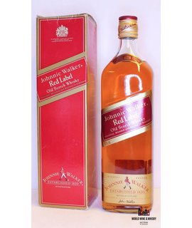 Johnnie Walker Johnnie Walker Red Label 40% (1 Litre)