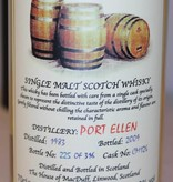 Port Ellen Port Ellen 26 Years Old 1983 2009 The House of MacDuff - The Golden Cask 54.2%