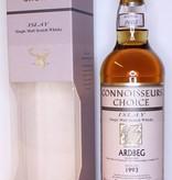 Ardbeg Ardbeg 12 Years Old 1993 2005 Connoisseurs Choice - Gordon & MacPhail 43%