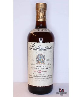 Ballantine's Ballantine's 30 Years Old - Very Old Scotch Whisky 43% (750 ml)
