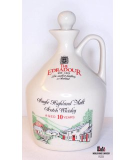 Edradour Edradour 10 Years Old Ceramic Jug 43% (750 ml)