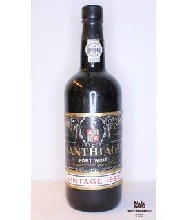 Santhiago Santhiago Port Wine Vintage 1982 (in OCC)