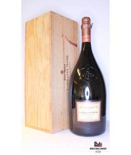 Veuve Clicquot Veuve Clicquot Ponsardin - La Grande Dame Rosé 1990 Champagne Brut 3L (3000 ml)