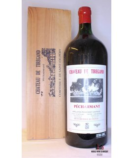 Chateau de Tiregand Chateau de Tiregand 1985 Pecharmant 6L (6000 ml)