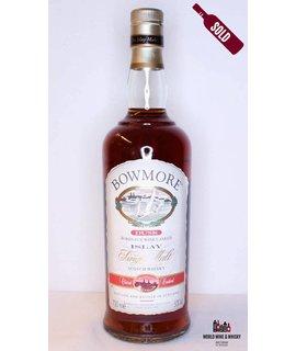 Bowmore Bowmore Dusk 2002  Bordeaux Wine Casked - Claret Casked 50%