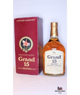 Highland Queen Highland Queen Grand 15 Years Old 43% (750 ml)