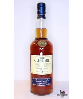 Glenlivet Glenlivet 18 Years Old 43% (bottled in 2005)
