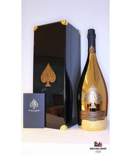 Armand de Brignac Armand de Brignac Gold Champagne Brut 12.5% 3L Jeroboam - in luxury case (3000 ml)