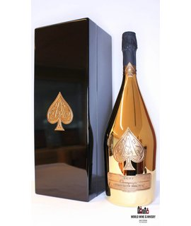 Armand de Brignac Armand de Brignac Gold Champagne Brut 12.5% 1,5L Magnum - in luxury case (1500 ml)