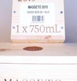 Masseto Tenuta dell Ornellaia Masseto 2015 (in a 1-bottle OWC)