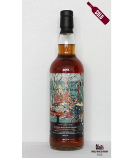 Blended Whiskies The Whisky Agency 35 Year Old AREN Trading 46.7%