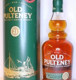 Old Pulteney Old Pulteney 21 Years Old - World Whisky of the year 2012 46%