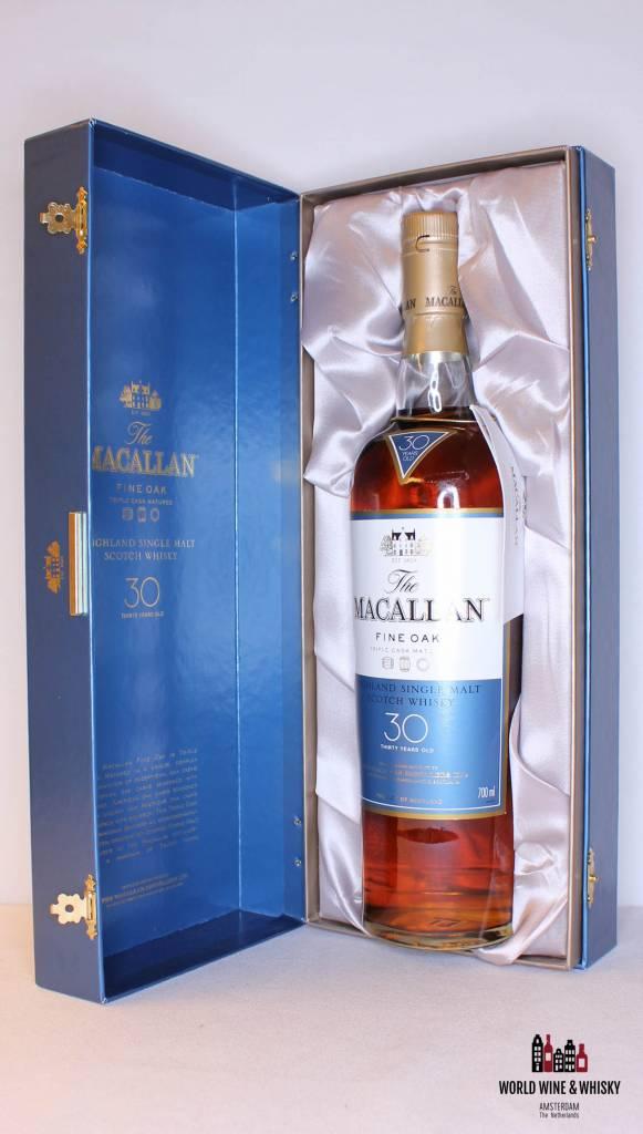 Macallan Macallan 30 Years Old  Fine Oak - Triple Cask Matured 43%
