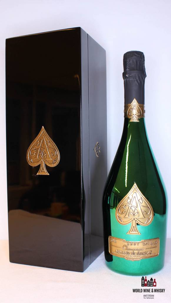 Armand de Brignac Armand de Brignac Green Limited Edition Champagne Brut 12.5% - in luxury case (750 ml)