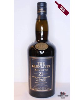 Glenlivet The Glenlivet Archive 21 Years Old 43%