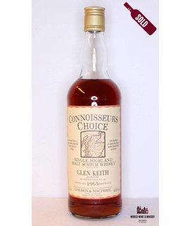 Glen Keith Glen Keith 1965 Connoisseurs Choice - Gordon & MacPhail 40% (750 ml)