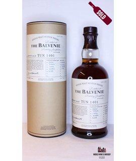 Balvenie Balvenie Tun 1401 Batch No. 5 2012 50.1%