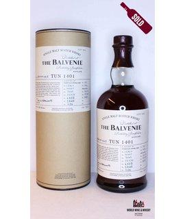 Balvenie Balvenie Tun 1401 Batch No. 8 2013 50.2%