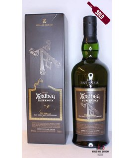 Ardbeg Ardbeg Supernova 2009 58.9% (700 ml)