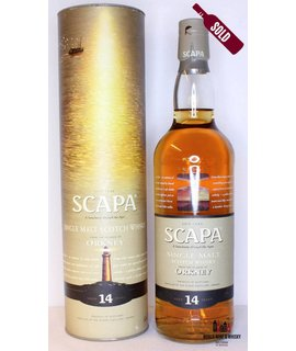 Scapa Scapa 14 Years Old 40% 700ml