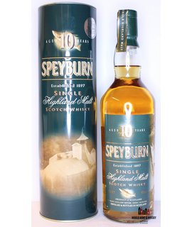 Speyburn Speyburn 10 Years Old - Fish Edition 40% (700ml)