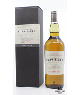 Port Ellen Port Ellen 4th Release 25 Years Old 1978 2004  56.2%