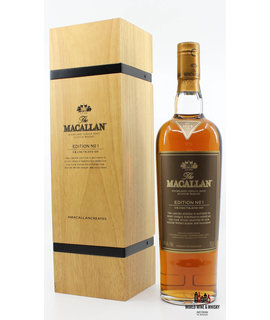 Macallan Macallan No 1 Edition 2015 48% (in wooden box)