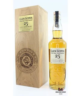 Glen Scotia Glen Scotia 25 Years Old 1992 2017 Smooth & Refined 48.8%