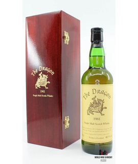Highland Park Highland Park 36 Years 1961 1997 The Dragon - Robertson of Kirkwall 48.1%