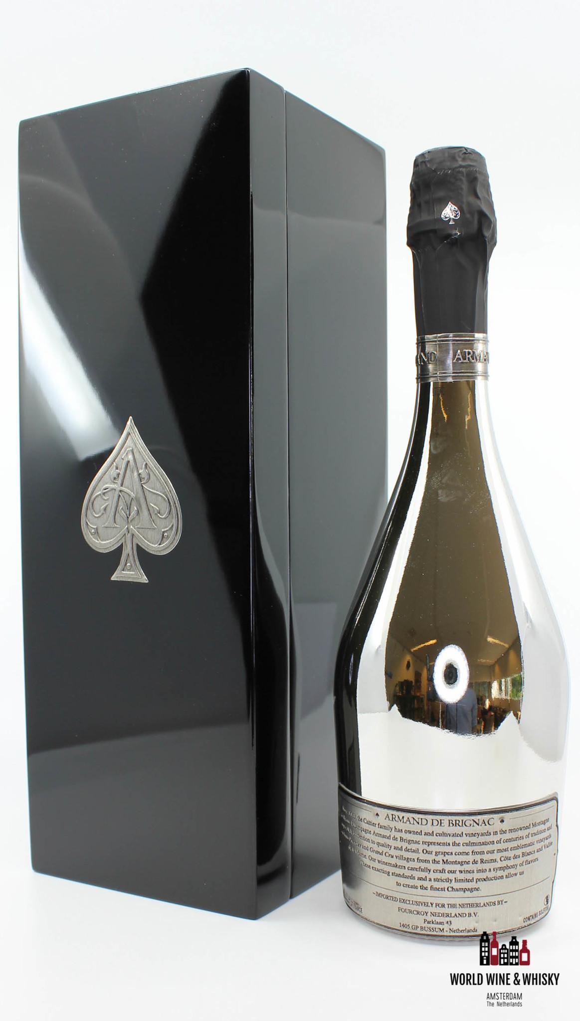 Armand de Brignac Armand de Brignac Blanc de Blancs Champagne Brut 12.5% - in luxury case (750 ml)