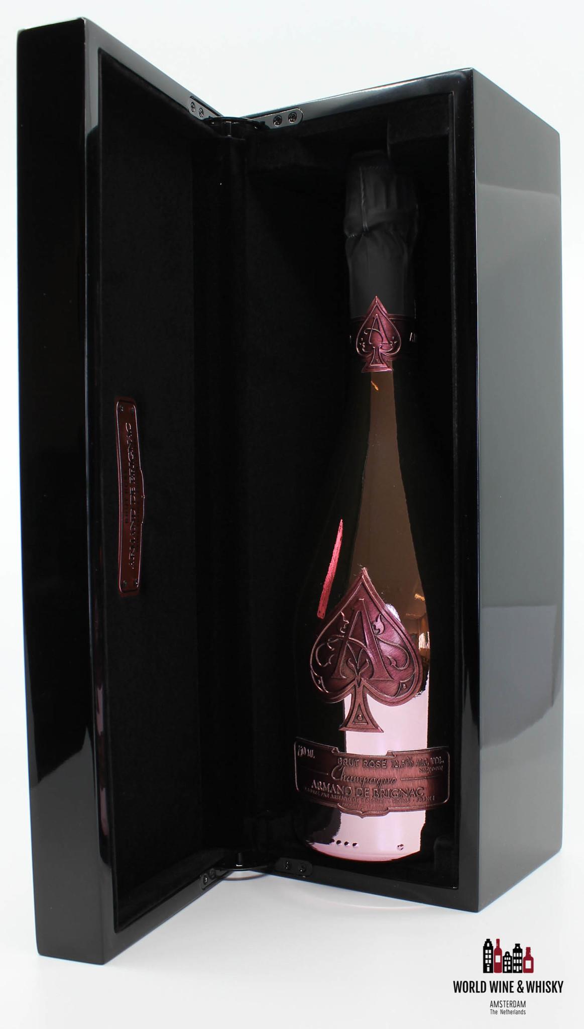Armand de Brignac Armand de Brignac Brut Rosé Champagne 12.5% - in luxury case (750 ml)