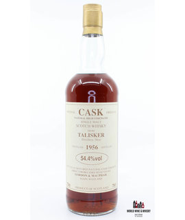 Talisker Talisker 1956 Original Cask - Natural High Strength - Gordon & Macphail 54.4%