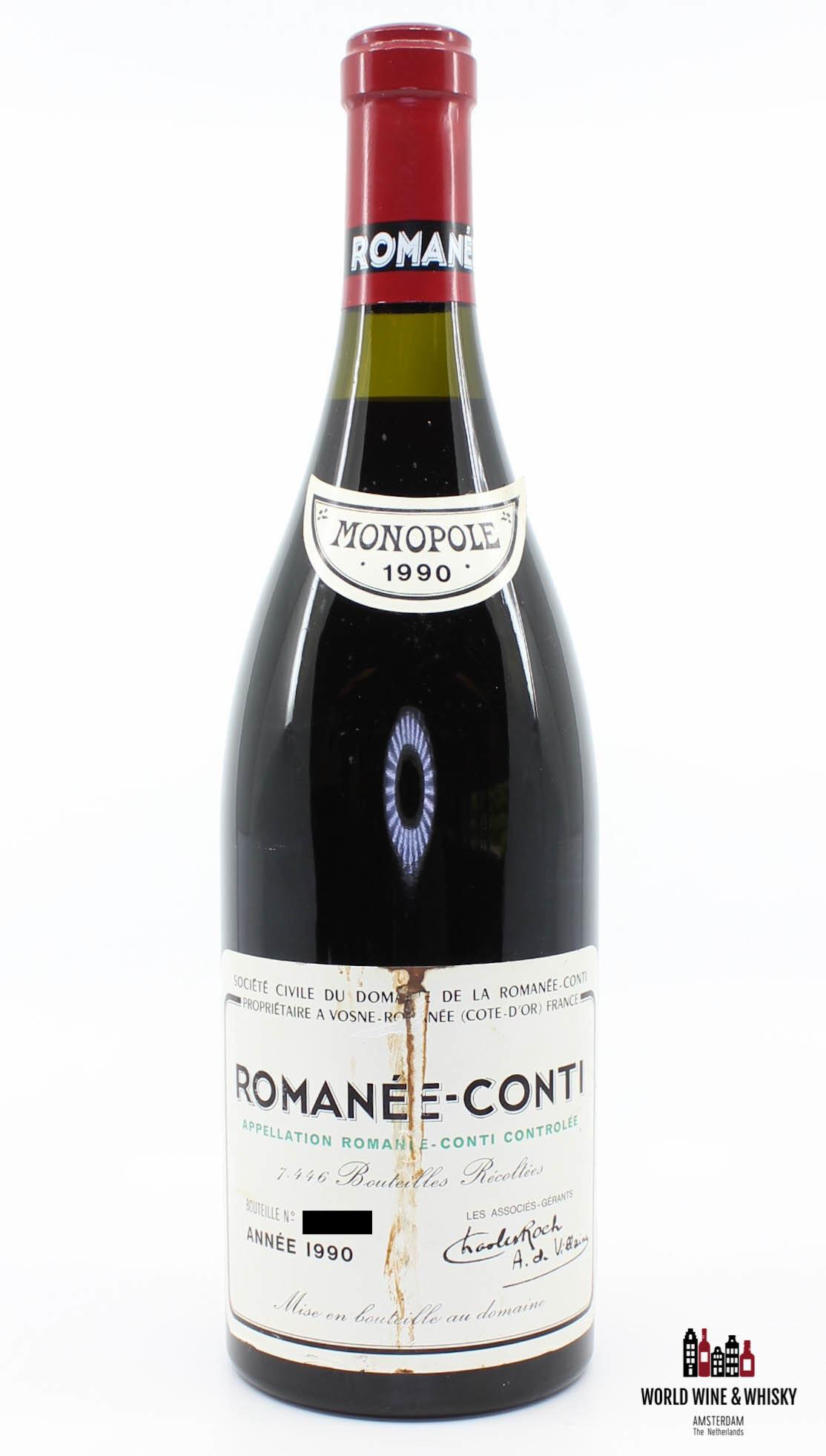 Domaine de la Romanée Conti Romanée-Conti (DRC)