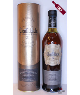 Glenfiddich Glenfiddich 21 Years Old Millennium Reserve 40%