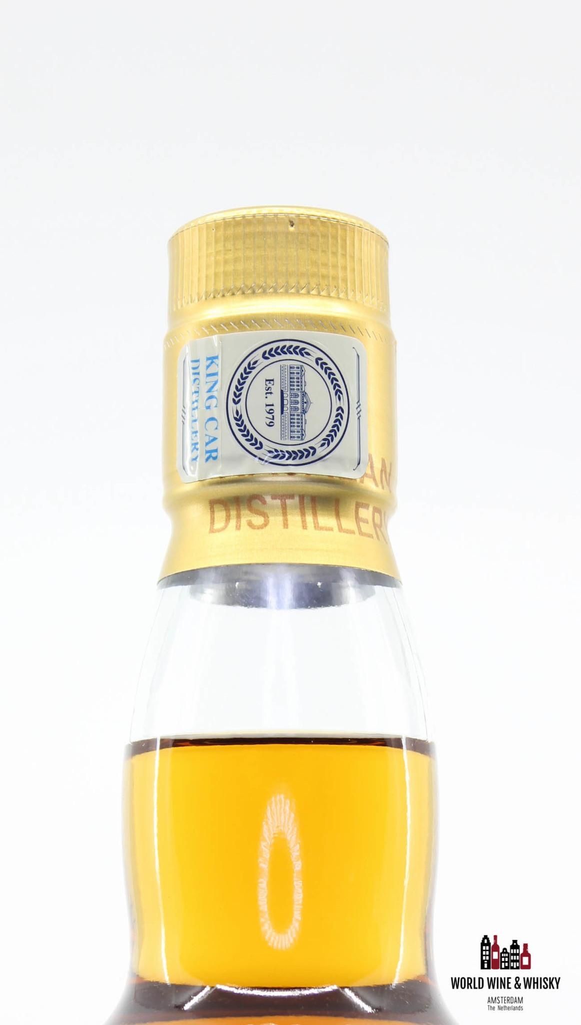Kavalan Kavalan King Car Whisky Conductor 46%